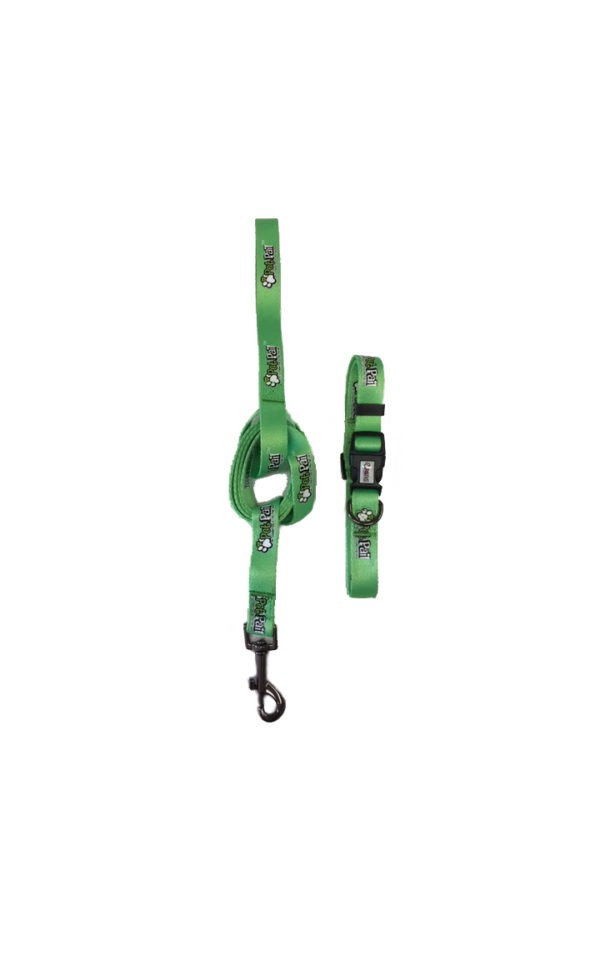 Pet Pail Leash and Collar